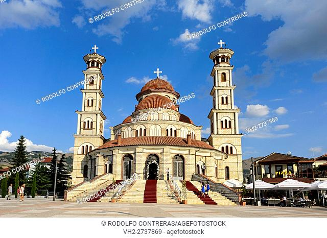 Orthodox cathedral in Vlore, Albania
