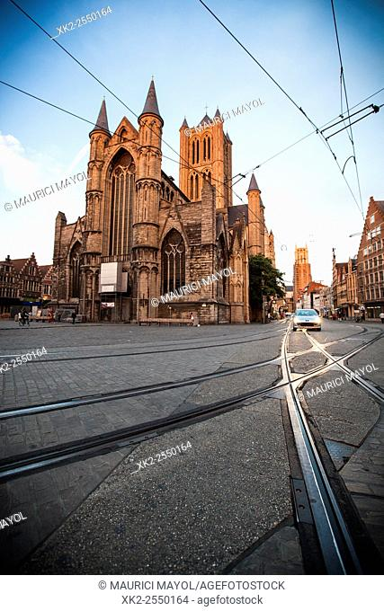 Sint-Niklaaskerk, Ghent, Belgium