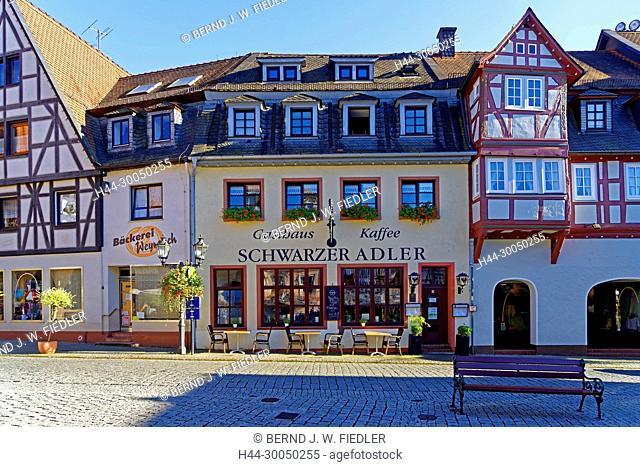 House line, marketplace, Michel Stadt Deutschland