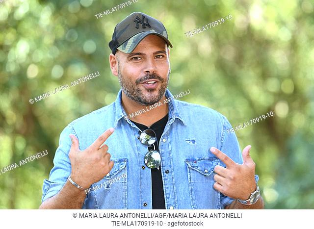 Marco D'Amore during the photocall of film ' Drive me home ' Rome, ITALY-17-09-2019
