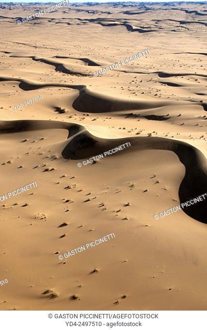 Namib desert from the air, Namibia