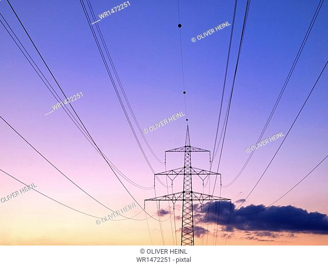 Electric-power transmission