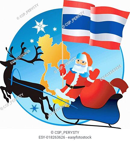 Santa claus with map Stock Photos and Images | age fotostock on oolitic map, oats map, tell city map, gulf of antalya on a map, headless horseman map, splashin safari map, santa and his reindeer, north pole map, track santa map, christmas map,