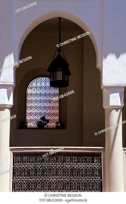 Inn, Dar Tamsna, Morocco, Africa
