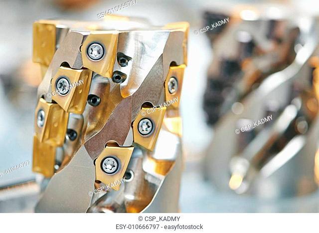 metal machining tool mill