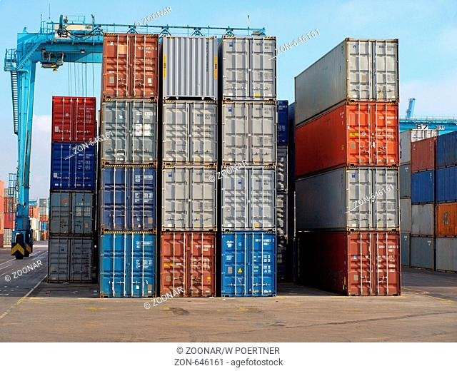 algeciras, box, business, cargo, carrier, commerce, container, container-terminal, delivery, dispatch, docks, export, freight, goods, harbor, import, industrial