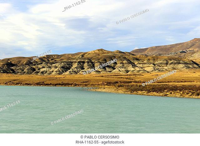 Calafate River, Santa Cruz province, Patagonia, Argentina, South America