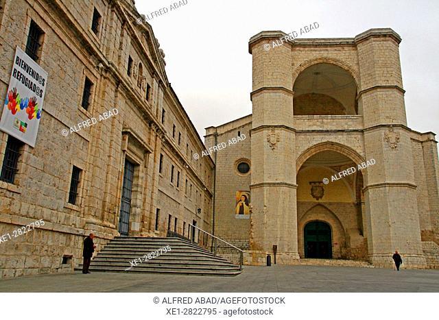Church and Monastery of San Benito el Real, Valladolid, Spain