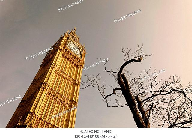 Big Ben in the day