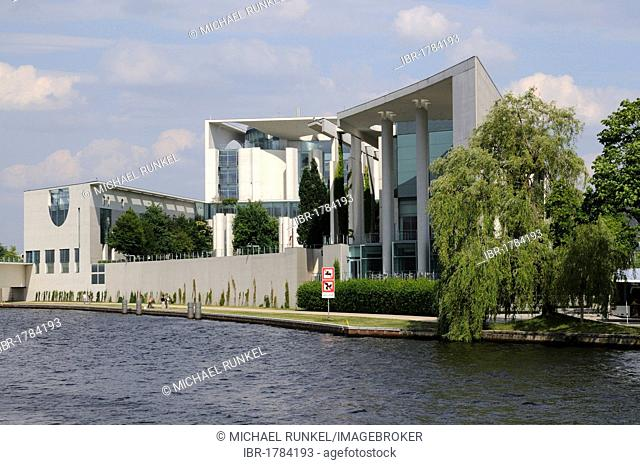 Federal Chancellery, Spreebogen, Berlin, Germany, Europe