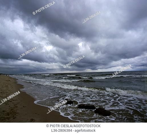 Poland. Baltic Sea