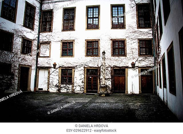 Mikulov, Castle, CZ, Europe