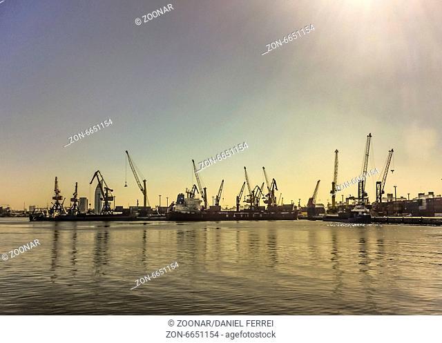 Montevideo Commercial Port