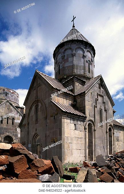 Kecharis Monastery, Tsakhkadzor (Valley of Flowers), Armenia, 11th-13th century
