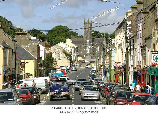 Ennistimond. Ireland