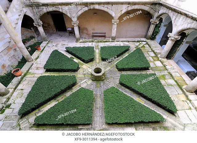 Convent of La Coria. Trujillo. Cáceres province. Extremadura. Spain