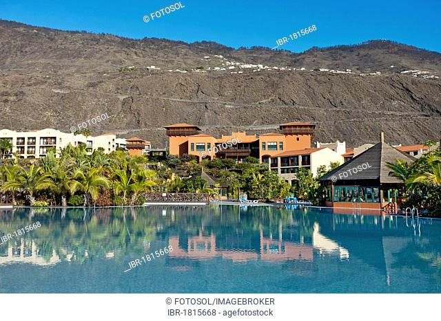 La Palma Princess Hotel, Las Indias, Fuencaliente, La Palma island, Canary Islands, Spain, Europe
