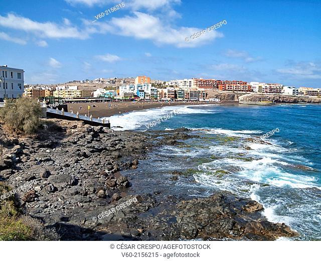 -Melenada Beach- Canary Island Spain