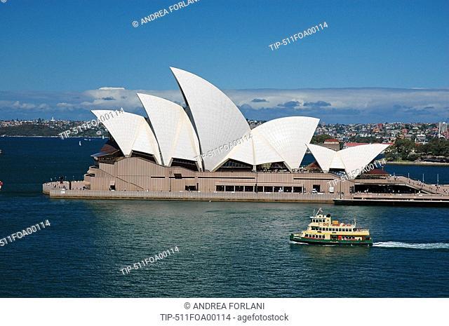 Australia, Sydney, the Opera House