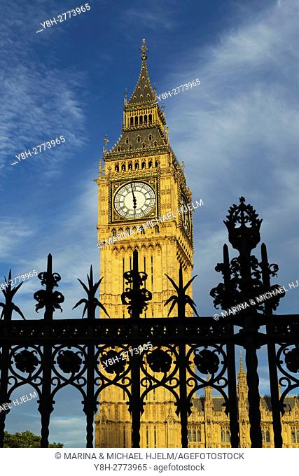 Big Ben; London; England; Grate Britain