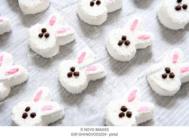 Homemade Easter Peeps
