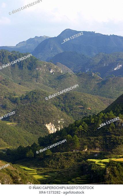 Around Shiqiao, Shiqiao, Guizhou, China