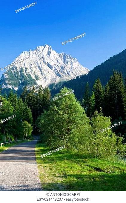 Fassa Valley, Italy