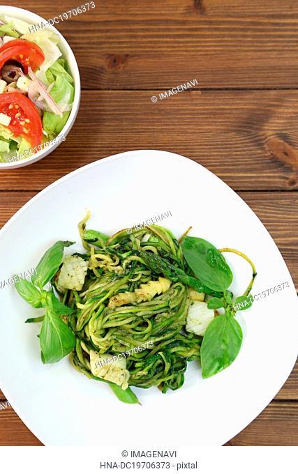 Genovese?zucchini