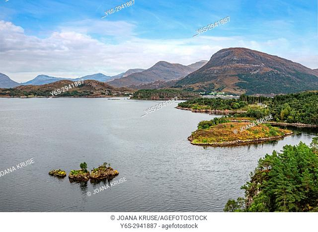 Torridon Hills, Highlands, Scotland, United Kingdom