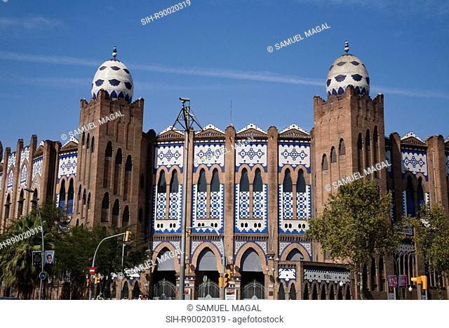The Monumental Bullring of Barcelona, known as the Plaza de Toros Monumental de Barcelona La Monumental for short, was designed by Ignasi Mas and Joaquim...