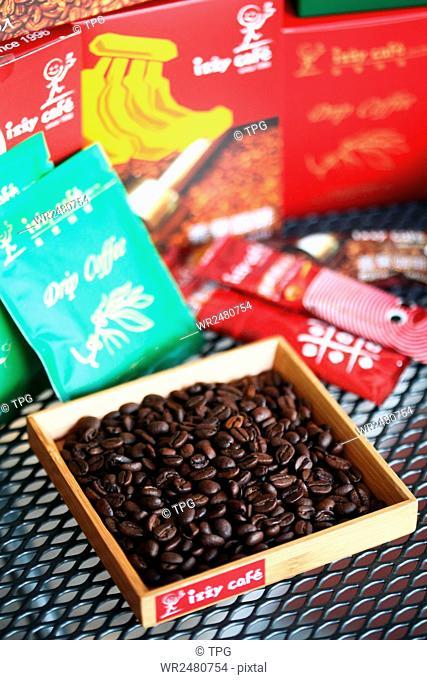 Mini izzy caf