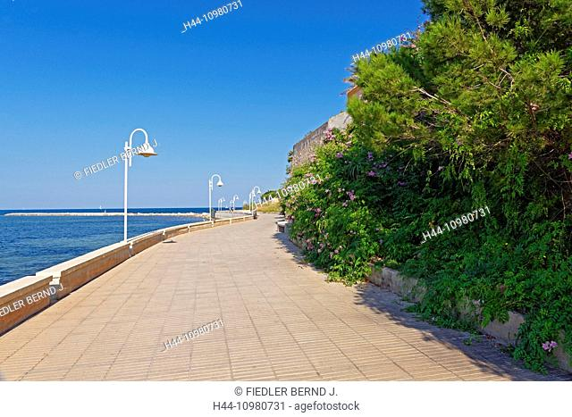 seafront in Denia