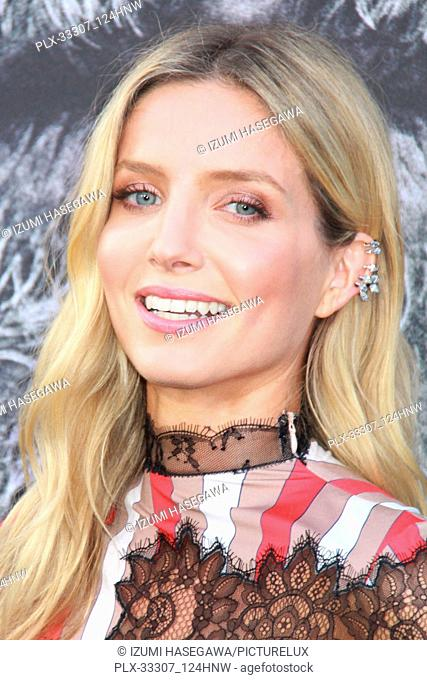 "Annabelle Wallis 05/08/2017 The Premiere of """"King Arthur: Legend of The Sword"""" held at the TCL Chinese Theater in Los Angeles"