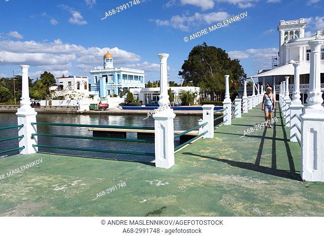 Club Cienfuegos, Cienfuegos, yacht club, Punta Gorda, Cienfuegos Province, Cuba