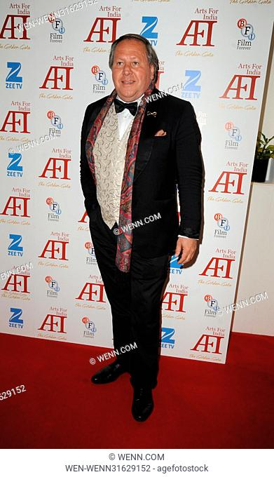 Arts for India Golden Gala - Arrivals Featuring: Michael Ettington Where: London, United Kingdom When: 31 May 2017 Credit: WENN.com