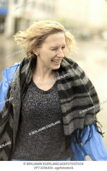 woman, in Munich, Germany