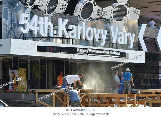 KARLOVY VARY INTERNATIONAL FILM FESTIVAL KVIFF (6/18/2019