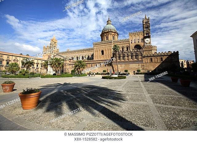 The Cathedral of Palermo, Palermo, Sicily
