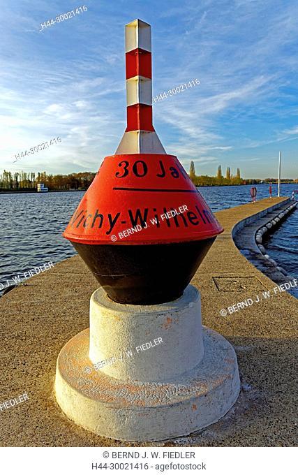 Boje, Geschenk, WSA - Wilhelmshaven, Restaurant, La Rotonde, Hafen