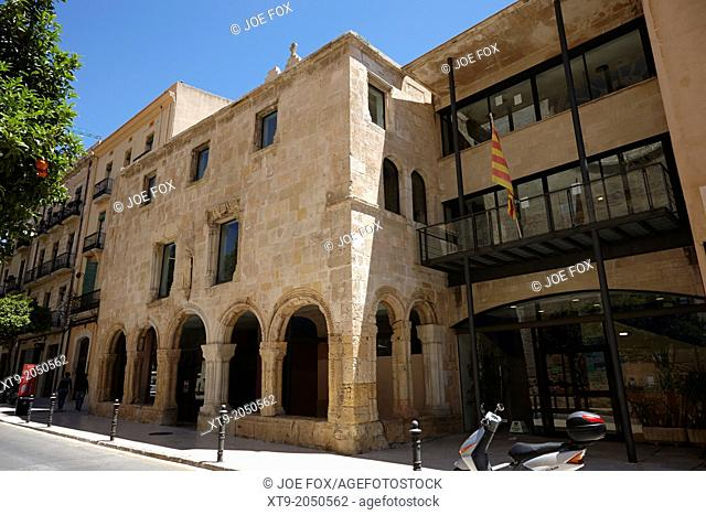 Consell Comarcal del Tarragonès tarragona catalonia spain
