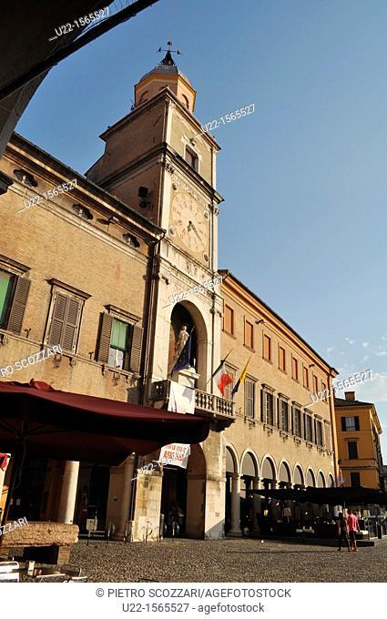 Modena (Italy): the City Hall