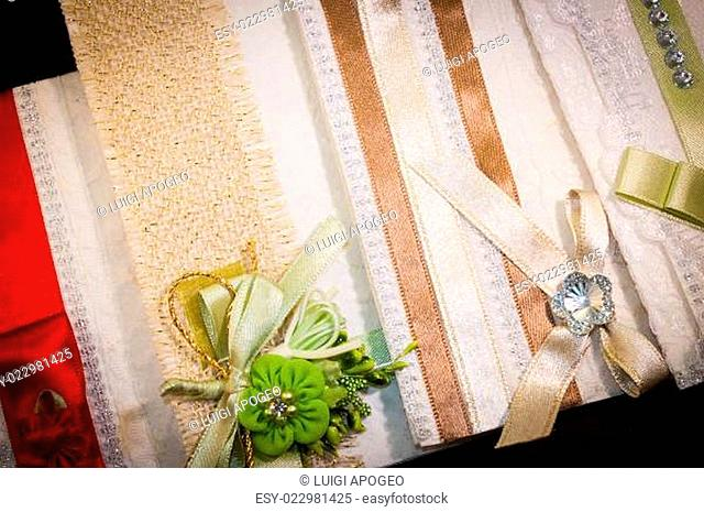 Colored Wedding invitation
