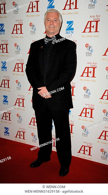 Arts for India Golden Gala - Arrivals Featuring: Derek O'Neill Where: London, United Kingdom When: 31 May 2017 Credit: WENN.com