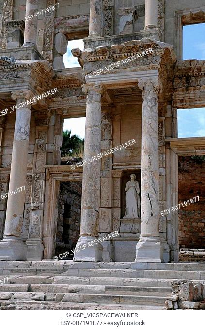 Fragment of The Library of Celsus
