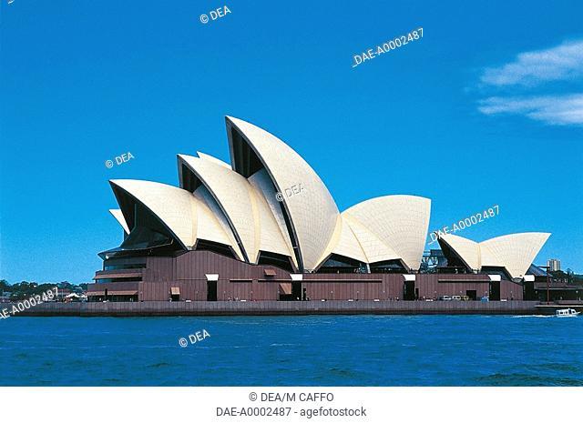 Australia - New South Wales - Sydney Opera House