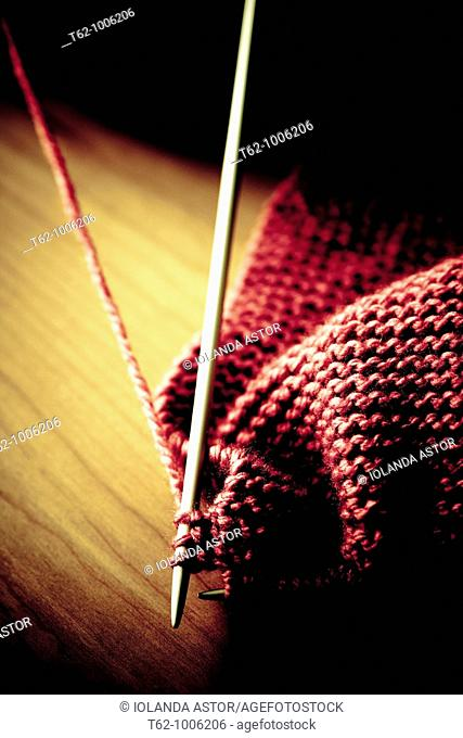 Knitting  Needles  Handicraft