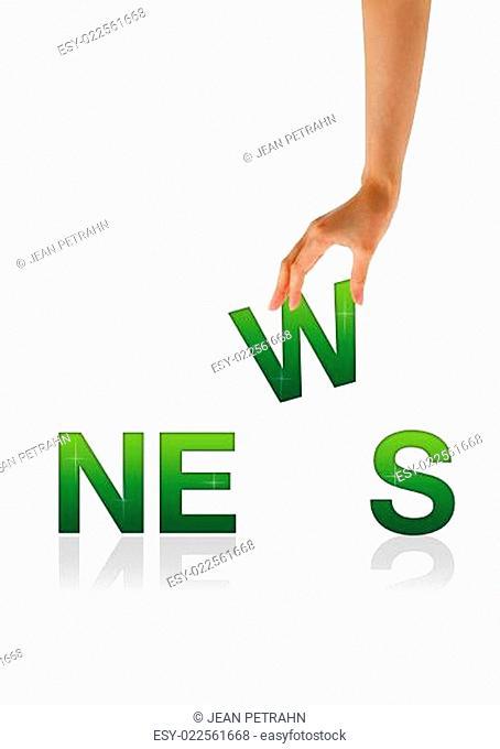 News - Hand