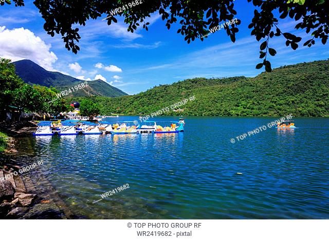 Hualian Carp Lake