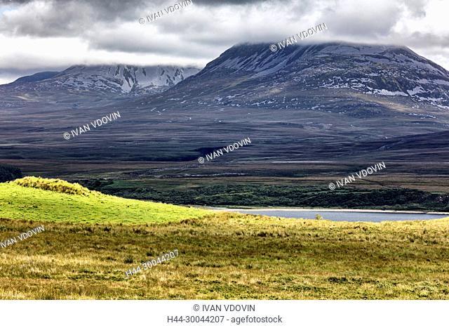 Landscape, Islay, Inner Hebrides, Argyll, Scotland, UK