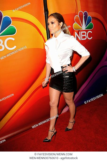 2017 NBC Universal Winter TCA - Day 2 Featuring: Jennifer Lopez Where: Pasadena, California, United States When: 18 Jan 2017 Credit: FayesVision/WENN